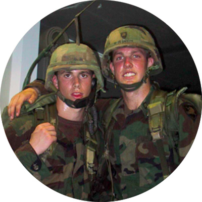 Mike and Jeff Army